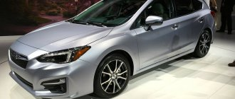 New Subaru Impreza in New York