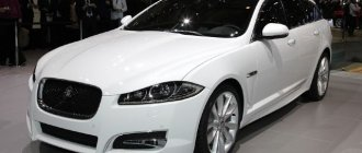Jaguar XF 2.2 D MY 2012, easy and sincere