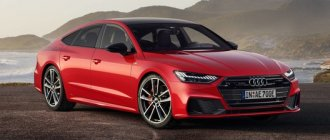 AUDI has REVEALED the SPECIFICATIONS of the HYBRID A7 SPORTBACK