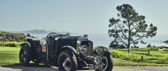 BENTLEY WILL RECREATE ITS UNIQUE CREATIONS OF A CENTURY AGO