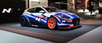 HYUNDAI HAS TURNED THE VELOSTER INTO AN ECCENTRIC SPORTS CAR