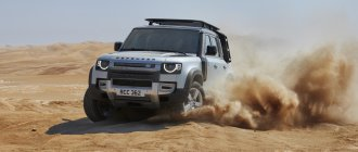 LAND ROVER HAS INTRODUCED A NEW DEFENDER - AND IT'S COOLER THAN THE OLD ONE!