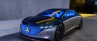 MERCEDES ROLLED OUT THE FUTURE