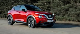 NISSAN UNVEILED THE NEW JUKE CROSSOVER