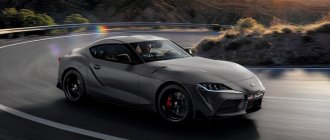 The first copy of the TOYOTA SUPRA sold for 132 million rubles