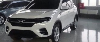 UAZ STILL RELEASE A CHEAPER CROSSOVER RAV4, QASHQAI AND SPORTAGE